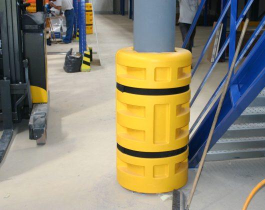 Säulenanfahrschutz