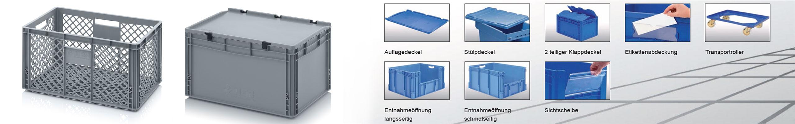 EURO-Stapelbehälter