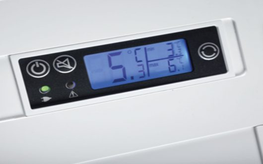 Elektrisches Zubehör Medikamentenkühlschrank Display