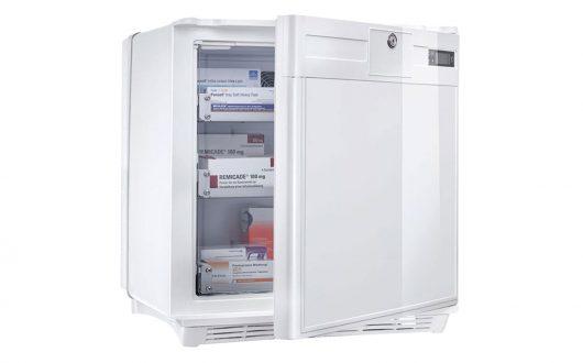 Elektrisches Zubehör - Medikamentenkühlschrank offen