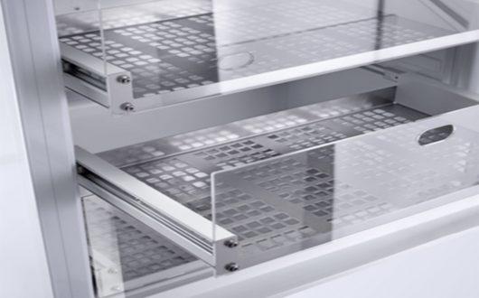 Medikamentenkühlschrank mit Schubladen