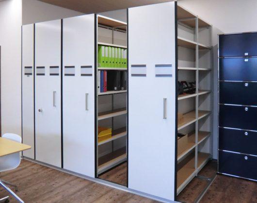Büro Archivregale