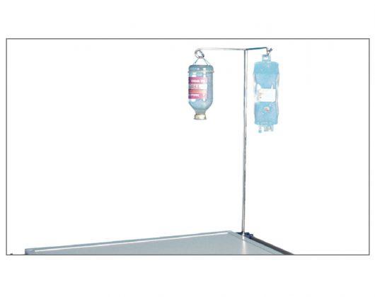 Infusionsflaschenhalter für Funktionswagen