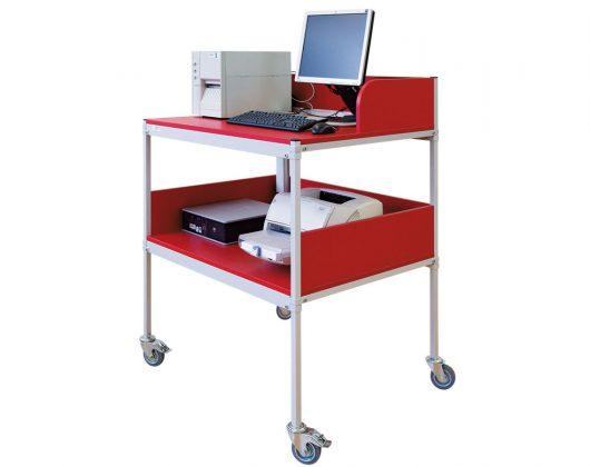 Transportwagen für PC Laptop